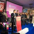 JFB anime les vœux de la CCI Hérault à Béziers - 30/01/18