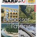 JFB anime les Premières Assises du Tourisme CD 30 au Pont du Gard - 10/11/17